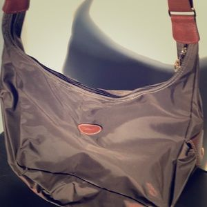 Longchamp Nylon Messenger Bag: offers welcome!